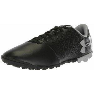 NEW Under Armour Men's Horizon STR Soccer Shoe Bla